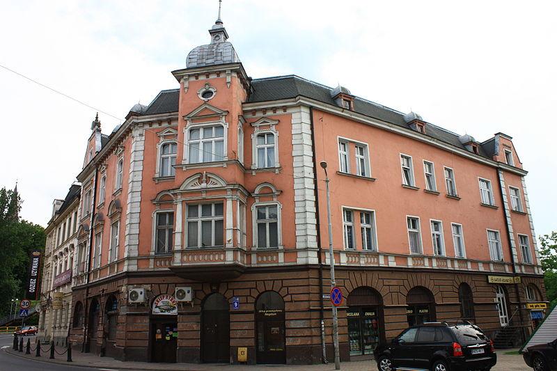 File:649183 Ostróda kamienica Mickiewicza 9.JPG