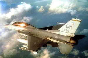 69th Fighter Squadron - Moody AFB 69th FS F-16D Block 40J Fighting Falcon 90-0794