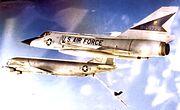 71st Fighter-Interceptor Squadron F-106 58-0775 1970