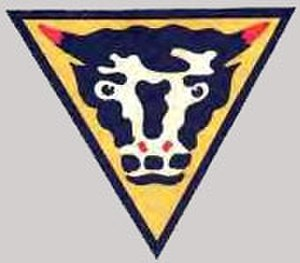 79th Armoured Division (United Kingdom) - Badge of the 79th Armoured Division