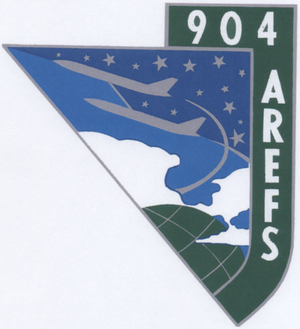 904th Expeditionary Air Refueling Squadron - Image: 904th Air Refueling Squadron
