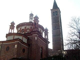 Renaissance chapel at the Basilica of Sant