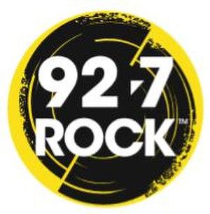 CJRQ-FM - Image: 927Rock