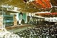 9th Death Anniversary of Ruhollah Khomeini at mausoleum - 4 June 1998 19.jpg