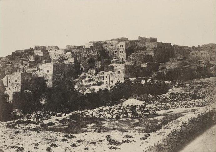 A. Salzmann - Beit-Lehem