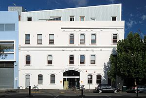 Australian Conservation Foundation - ACF Head office, the 60L Green Building in Carlton