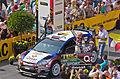ADAC Rallye Deutschland 2013 - Fahrerpräsentation auf dem Roncalliplatz-4683.jpg
