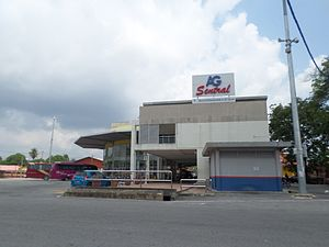 Alor Gajah District - AG Sentral Bus Terminal