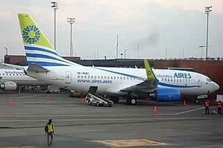 AIRES Flight 8250