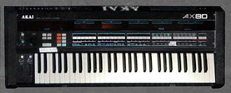 Akai - AX80