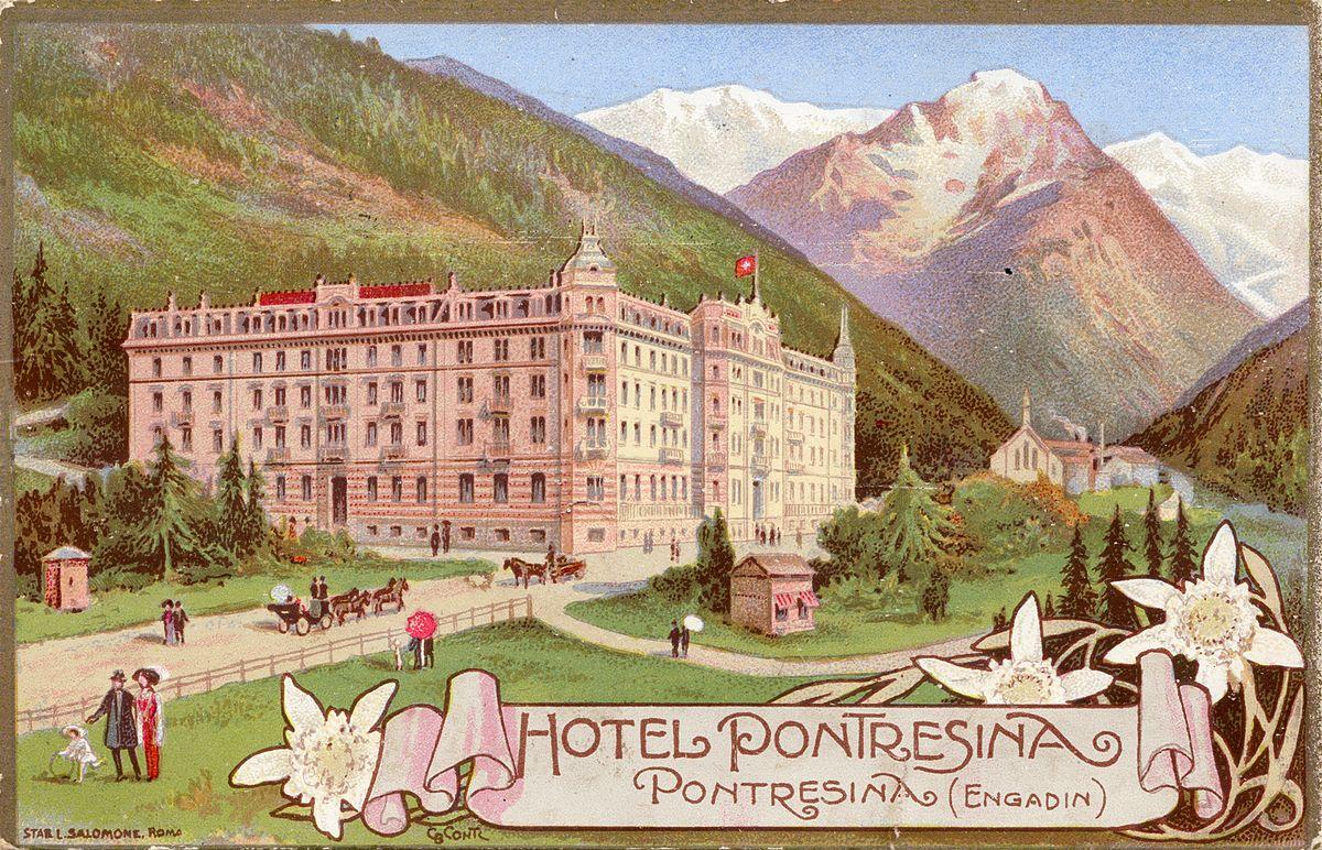 Cars For Less >> Sporthotel Pontresina - Wikipedia