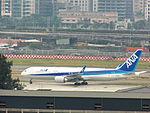 ANA B767-300ER at Taipei Songshan Airport 20121101a.jpg