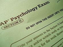 AP Psychology - Wikipedia