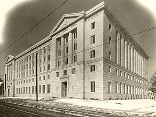 Richard Sheppard Arnold United States Post Office and Courthouse United States historic place