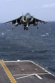 AV-8B Harrier II-