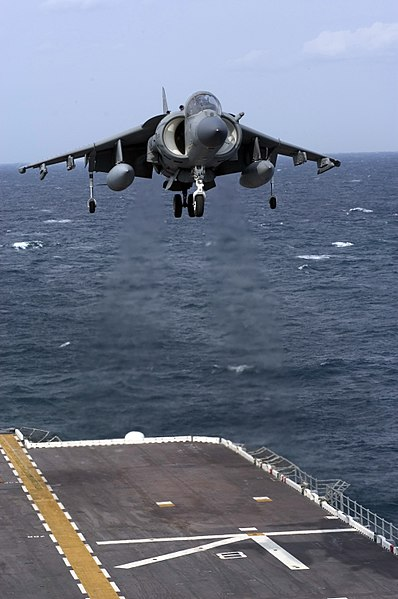 File:AV-8B Harrier II-.jpg