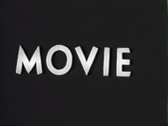 Bruce Conner - A Movie (1958)