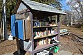 A books kiosk- seemed to be an exchange spot (27287305634).jpg