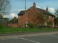 A cottage on a busy A49 Junction - geograph.org.uk - 6724.jpg