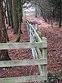 A long fence - geograph.org.uk - 639272.jpg