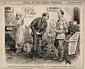 A patient paying a dentist after having a tooth removed with Wellcome V0011547.jpg