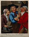 A rustic farrier turned tooth-drawer extracting a tooth from Wellcome V0012029EL.jpg