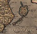 A section of a 1570 map by Abraham Ortelius.jpeg