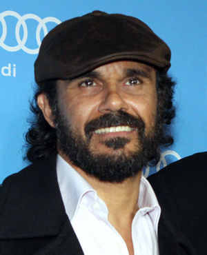 Aaron Pedersen - Pedersen at the 2013 Sydney Film Festival