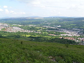 Aberdare-View from road to Ferndale.jpg