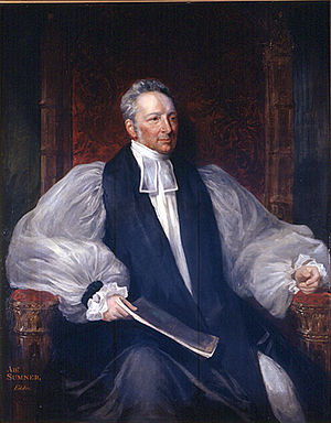 John Bird Sumner - Image: Abp John Bird Sumner