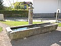 Absam, Brunnen, westlich Dörferstraße 43a.JPG