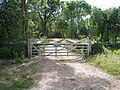 Access to Boathouse Copse - geograph.org.uk - 1521809.jpg