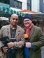 Achim Winter 30-05-2014 Schillerstraße Frankfurt mit Kameramann.jpg