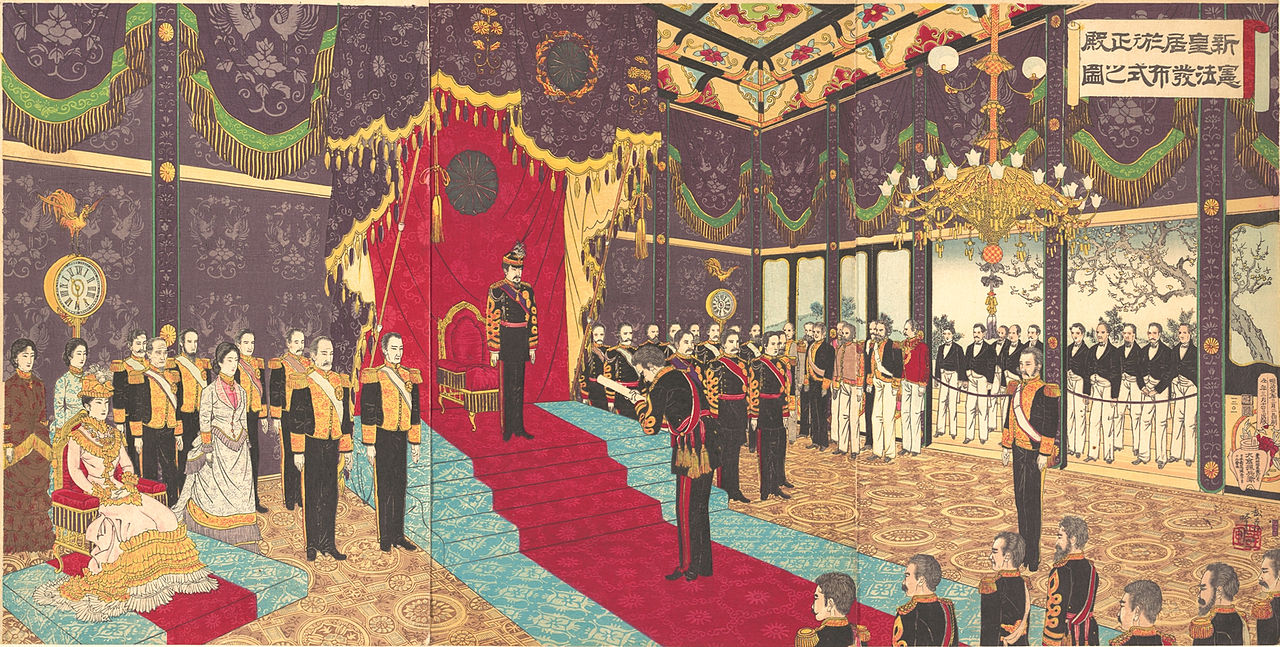 1280px-Adachi_Gink%C5%8D_(1889)_View_of_the_Issuance_of_the_State_Constitution_in_the_State_Chamber_of_the_New_Imperial_Palace_(cropped_and_rotated).jpg