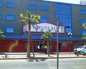 Tijuana mexico sex adelitas bar
