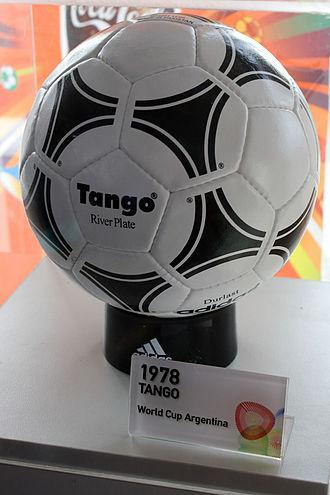 Adidas Tango - Historical Adidas Tango