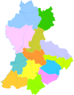 Administrative Division Lüliang.png