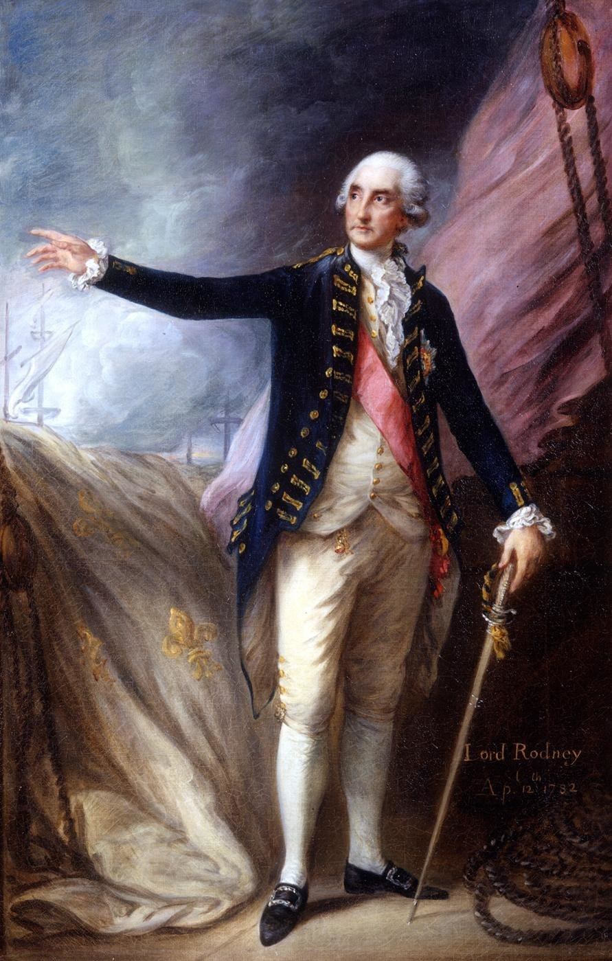 Admiral of the White by Thomas Gainsborough