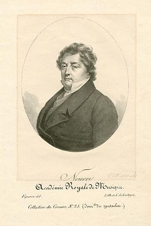Adolphe Nourrit - Adolphe Nourrit