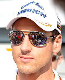 Adrian Sutil - the cool, cute, handsome, talented,  driver with German, Uruguayan,  roots in 2017
