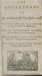 Adventures of Jack Okham & Tom Splicewell (1)