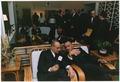 Advisors, Walt Rostow and President Lyndon B. Johnson at the Guam Conference - NARA - 192545.tif