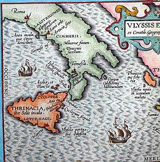 Aeaea Ancient Greek mythological location