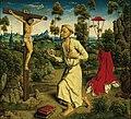 Aelbrecht Bouts - The Penitence of St. Jerome (Norton Simon Museum).jpg