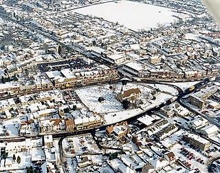 Hadleigh, Essex town in southeast Essex, England