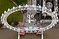 Aerial view of the London Eye. MOD 45146076.jpg