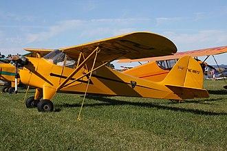 Aeronca K - Aeronca K