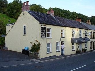 Cynwyl Elfed - Afon Duad Inn, Cwmduad, near Cynwyl Elfed