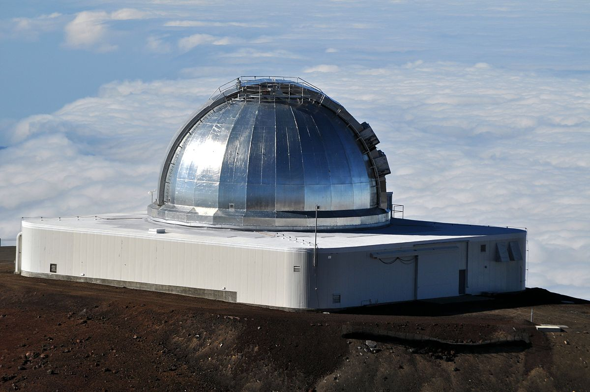 NASA Infrared Telescope Facility - Wikipedia