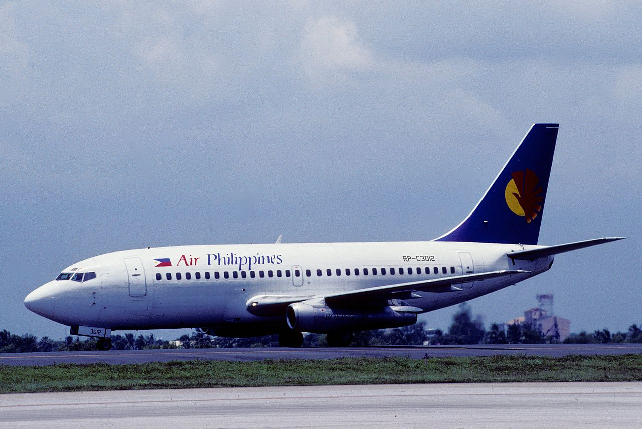 In Philippine Air Grille : File air philippines boeing rp c august